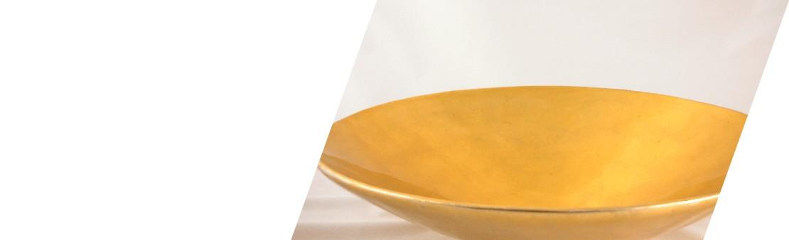 Coupe dorée
